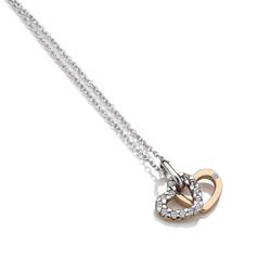 Obrázek è. 2 k produktu: Pøívìsek Hot Diamonds Valentines white topaz DP683