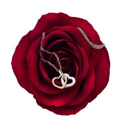Obrázek è. 4 k produktu: Pøívìsek Hot Diamonds Valentines DP686