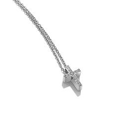 Obrázek č. 2 k produktu: Stříbrný přívěsek Hot Diamonds Cross Micro Bliss DP696