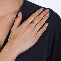 Obrázek è. 6 k produktu: Prsten Hot Diamonds Blossom RG DR198