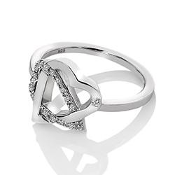 Obrázek è. 2 k produktu: Støíbrný prsten Hot Diamonds Adorable DR203