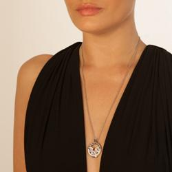Obrázek è. 6 k produktu: Pøívìsek Hot Diamonds Emozioni Freedom Spirito Libero Coin 444-445