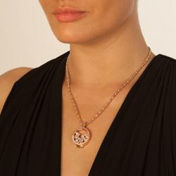 Obrázek è. 4 k produktu: Pøívìsek Hot Diamonds Emozioni Spirito Libero Freedom RG Coin 446-447