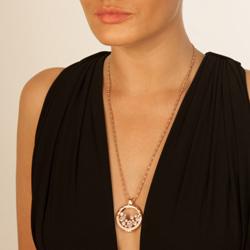 Obrázek è. 8 k produktu: Pøívìsek Hot Diamonds Emozioni Spirito Libero Freedom RG Coin 446-447