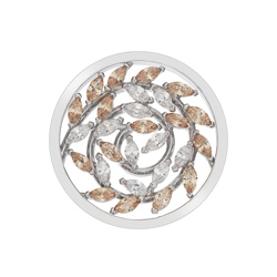 Pøívìsek Hot Diamonds Emozioni Alloro Purity and Loyalty Coin 452-453