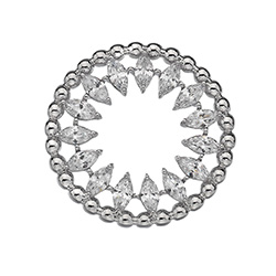 Obrázek è. 4 k produktu: Pøívìsek Hot Diamonds Emozioni Alloro Innocence Coin 456-457