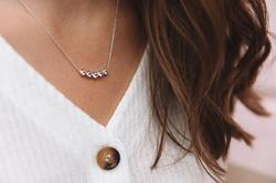 Obrázek č. 5 k produktu: Stříbrný náhrdelník Hot Diamonds Willow DN129