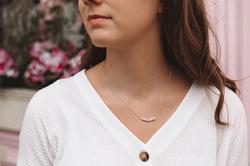 Obrázek č. 7 k produktu: Stříbrný náhrdelník Hot Diamonds Willow DN129