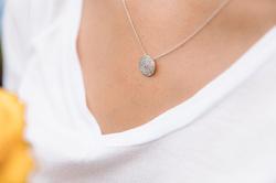 Obrázek è. 6 k produktu: Støíbrný pøívìsek Hot Diamonds Flora DP719