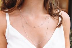 Obrázek è. 6 k produktu: Støíbrný náhrdelník Hot Diamonds Willow 45 DN130