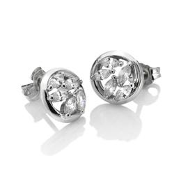 Obrázek è. 2 k produktu: Støíbrné náušnice Hot Diamonds Emozioni Alloro Innocence EE026