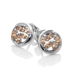 Obrázek è. 2 k produktu: Støíbrné náušnice Hot Diamonds Emozioni Alloro Purity and Loyalty EE027