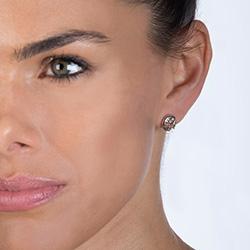 Obrázek è. 4 k produktu: Støíbrné náušnice Hot Diamonds Emozioni Alloro Purity and Loyalty EE027