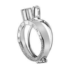 Obrázek č. 1 k produktu: Stříbrný přívěsek Hot Diamonds Emozioni Reflessi Coin Keeper EK043-44