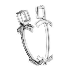 Obrázek č. 1 k produktu: Stříbrný přívěsek Hot Diamonds Emozioni Carezza Coin Keeper EK047-48