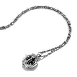 Obrázek č. 2 k produktu: Stříbrný přívěsek Hot Diamonds Emozioni Carezza Coin Keeper EK047-48