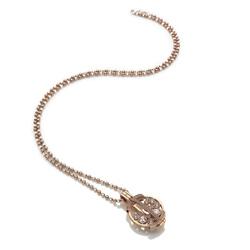 Obrázek è. 4 k produktu: Støíbrný pøívìsek Hot Diamonds Emozioni Carezza Coin Keeper RG EK049-50