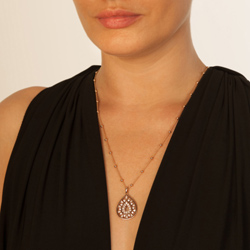 Obrázek è. 2 k produktu: Pøívìsek Hot Diamonds Emozioni Eleganza RG EP022