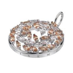 Obrázek è. 2 k produktu: Pøívìsek Hot Diamonds Emozioni Alloro EP026