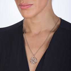 Obrázek è. 6 k produktu: Pøívìsek Hot Diamonds Emozioni Alloro EP026