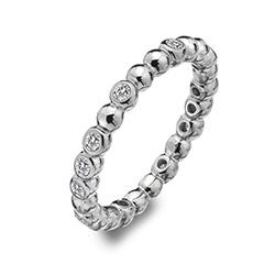 Obrázek è. 2 k produktu: Støíbrný prsten Hot Diamonds Emozioni ER024