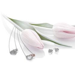 Obrázek č. 3 k produktu: Stříbrné náušnice Hot Diamonds Flora DE607