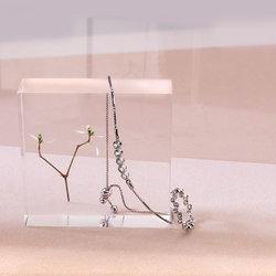 Obrázek è. 4 k produktu: Støíbrný náramek Hot Diamonds Willow DL581