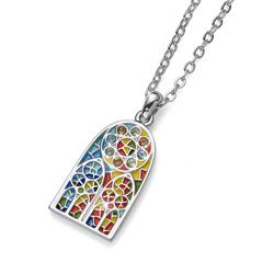 Přívěsek s krystaly Swarovski Oliver Weber Sagrada Vent 11816
