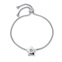 Náramek s krystaly Swarovski Oliver Weber Étoile 32216