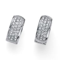 Náušnice s krystaly Swarovski Oliver Weber Soreal 62077