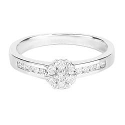 Zlatý prsten Présence A27-357