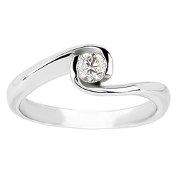 Zlatý prsten Champs Elysées B04-959