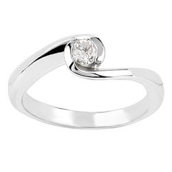 Zlatý prsten Champs Elysées B05-418
