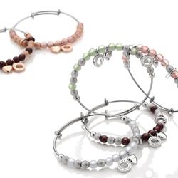 Obrázek è. 4 k produktu: Ocelový náramek Hot Diamonds Emozioni Ula Rose RG