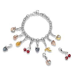 Obrázek č. 1 k produktu: Stříbrný přívěsek Hot Diamonds Love Bites DT203