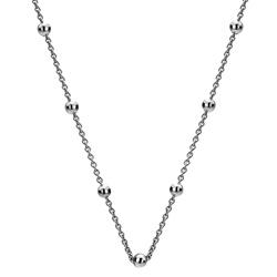 Stříbrný řetízek Hot Diamonds Emozioni Intermittent Silver 45
