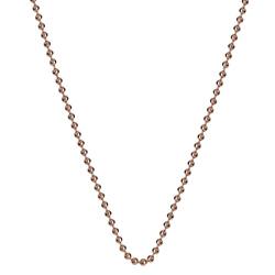 Stříbrný řetízek Hot Diamonds Emozioni Bead Rose 76