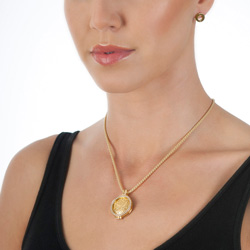 Obrázek è. 8 k produktu: Støíbrný øetízek Hot Diamonds Emozioni Popcorn Yellow