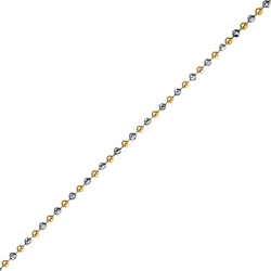 St��brn� �et�zek Hot Diamonds Emozioni Bead Yellow 61
