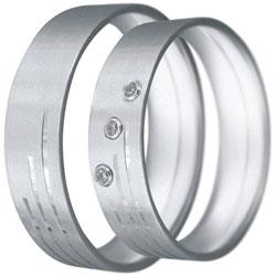 Snubní prsteny kolekce CLAUDIA14
