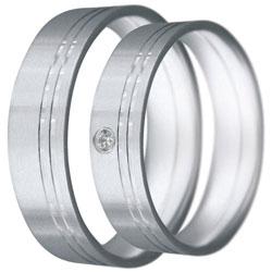 Snubní prsteny kolekce CLAUDIA17