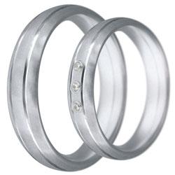 Snubní prsteny kolekce CLAUDIA20