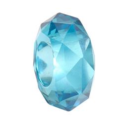 Pøívìsek Morellato Drops Turquoise Multifaced