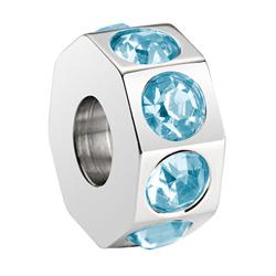 Pøívìsek Morellato Drops Crystal Blue