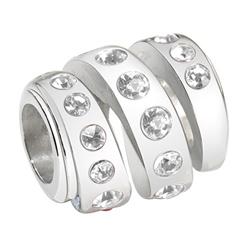 Pøívìsek Morellato Drops Spirale Crystal