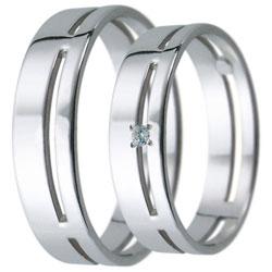 Snubní prsteny kolekce D14