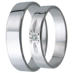 Snubní prsteny kolekce D17