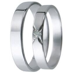 Snubní prsteny kolekce D25