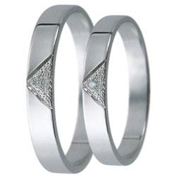 Snubní prsteny kolekce D26