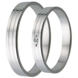 Snubní prsteny kolekce D30